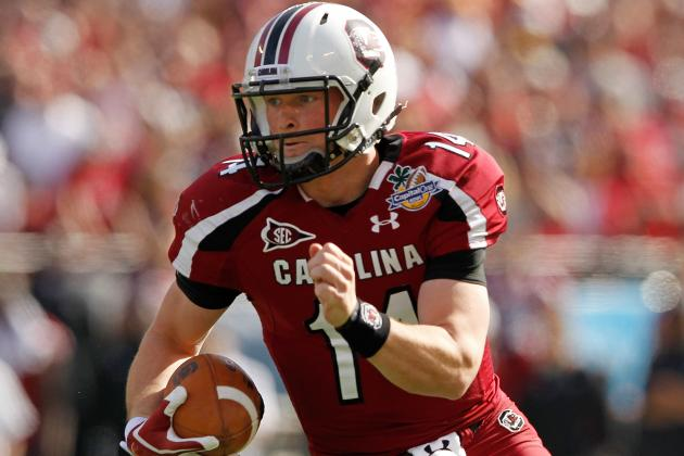 SEC Football: Most Indispensable Players in East Division