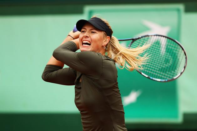 French Open Tennis 2012: Maria Sharapova Must Seize Chance at Career Grand Slam