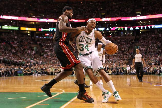 Miami Heat and Boston Celtics Players to Decide Game 5 Tonight, Not NBA Refs