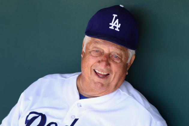 Los Angeles Dodgers Legend Tommy Lasorda Reportedly Suffers Heart Attack
