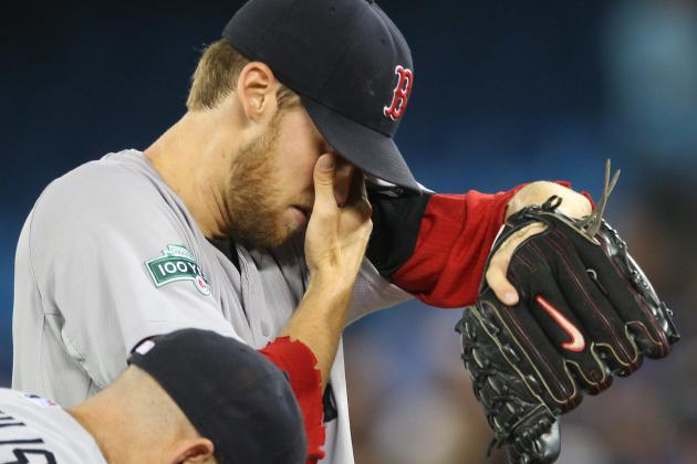 Boston Red Sox Wasting Time Demoting Daniel Bard to Triple-A