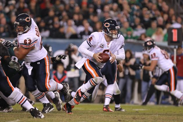 Chicago Bears: Looking at the Upside for the 2012 Offseason
