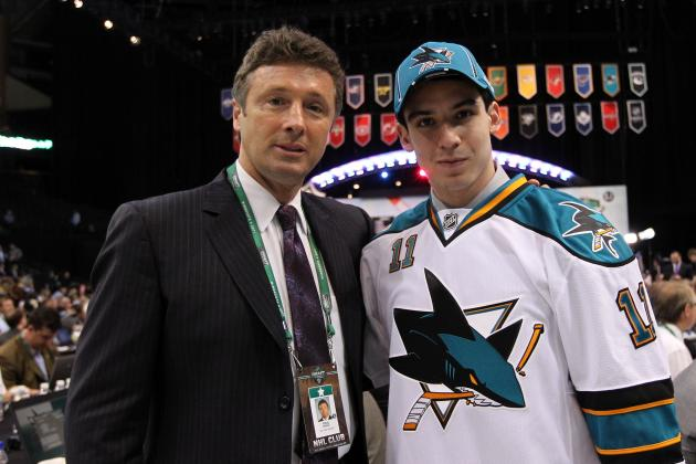 Sharks GM Doug Wilson Shares Thoughts on 2012 NHL Entry Draft