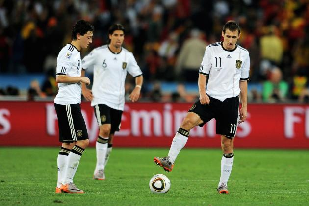 Euro 2012 Odds: Favorite Germany Will Escape Group of Death to Win Tournament