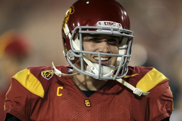 USC Football: Trojans Offense Full of Weapons for Matt Barkley