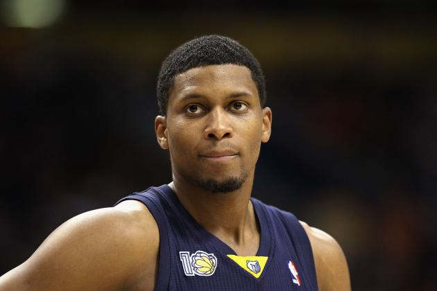 NBA Trade Rumors: Best Destinations for Memphis Grizzlies' Rudy Gay