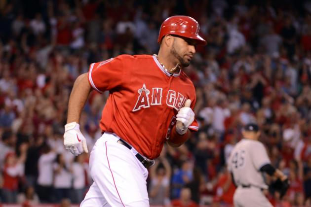 Los Angeles Angels: Albert Pujols' Absence from All-Star Game Could Be Positive