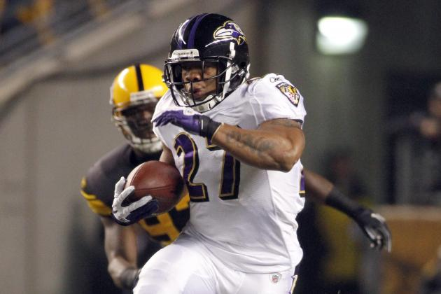 2012 AFC North: Ranking the Division's Top 5 Running Backs