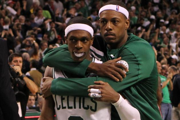 The NBA Gray Area: Rajon Rondo and Telling It Like It Is