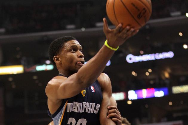 NBA Trade Speculation: Should Toronto Raptors Target Rudy Gay?