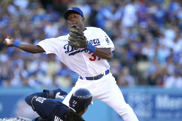 Los Angeles Dodgers: Should Second Baseman Elian Herrera Keep His Job?