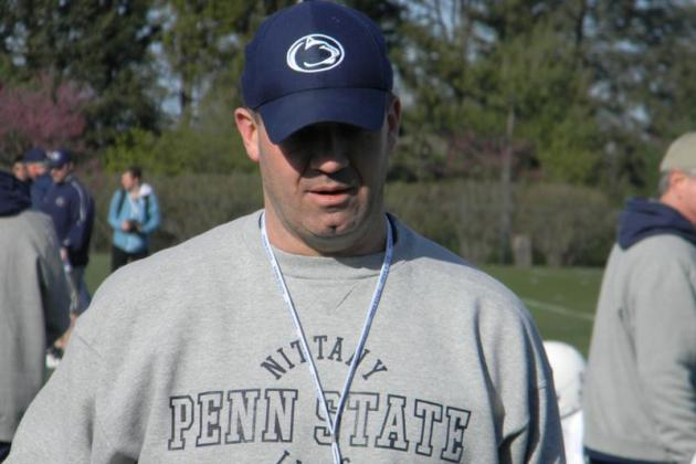 Penn State Football: Predicting How Long Bill O'Brien Will Be HC in Happy Valley
