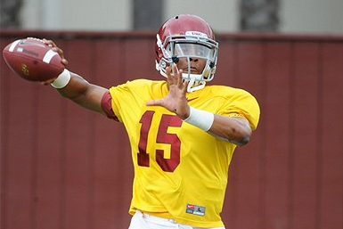 USC Football: Jesse Scroggins' Transfer Was Inevitable