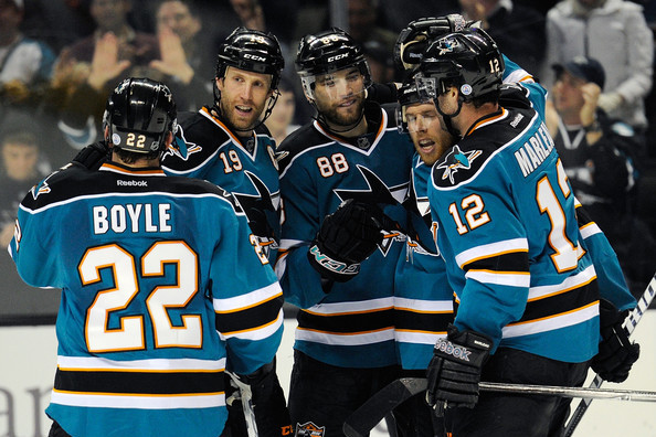 San Jose Sharks: How Many Good Years Does Their Core Have Left?