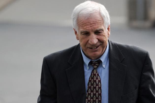 Jerry Sandusky:  Report Says Letters to Alleged Victims Will Be Read at Trial
