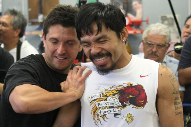 Manny Pacquiao Demands Alex Ariza's Presence for Fight with Timothy Bradley