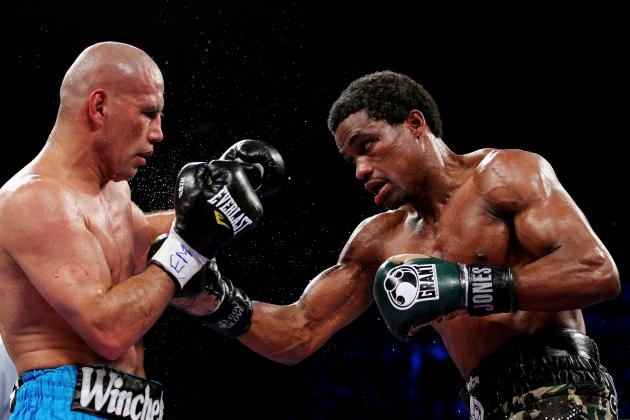 Mike Jones vs Randall Bailey: Preview and Predictions for IBF Title Fight