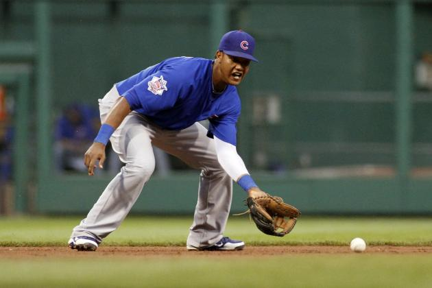 Chicago Cubs:  Is Starlin Castro Better Suited to Play Second Base?