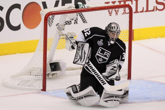 2012 Stanley Cup Final: Jon Quick Could Tell You It's Good to Be King
