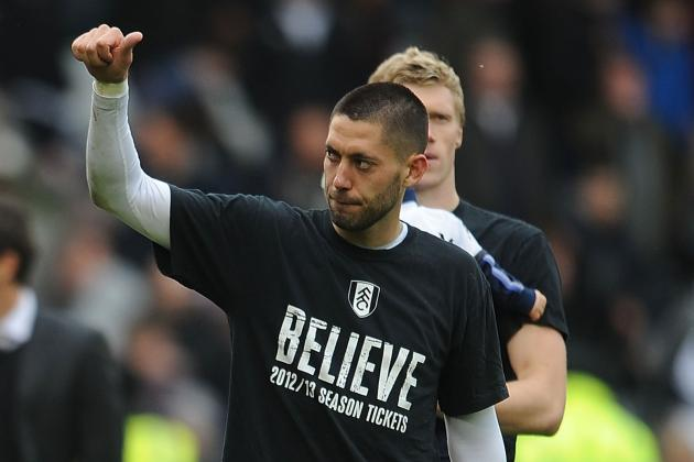 Everton Transfer Rumors: Why Clint Dempsey Would Be an Ideal Signing