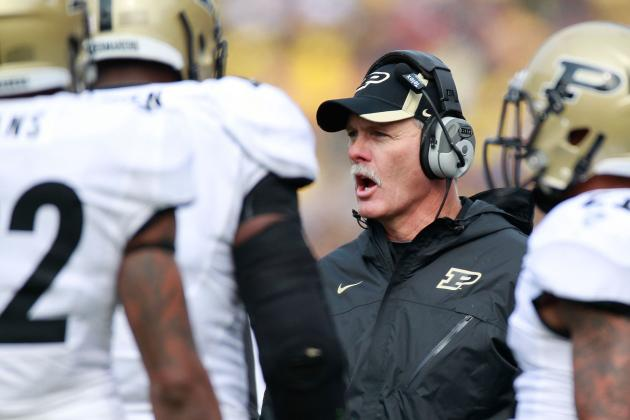 Big Ten Breakdown 2012: Purdue Boilermakers Part 1, Overview