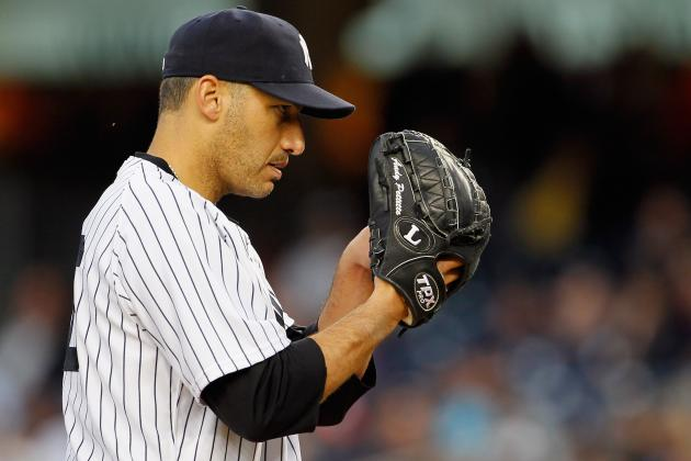 New York Yankees: Andy Pettitte Looking Like a Different Pitcher in 2012
