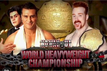 WWE No Way out 2012: Is This Alberto Del Rio's Time to Shine?