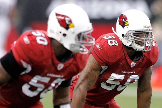 Arizona Cardinals:  Reflecting on Cards' Recent Improvement at Linebacker