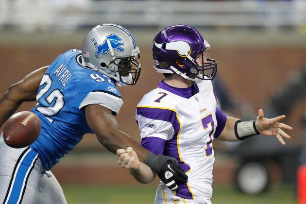 Keys to Greatness: How Cliff Avril Owned the Minnesota Vikings in Week 14