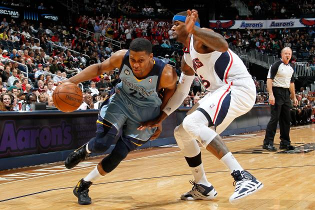 NBA Trade Rumors: Would Memphis Grizzlies Really Deal Rudy Gay?