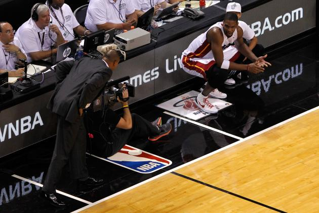 NBA Playoffs 2012: Why Didn't Chris Bosh Play More in Game 5?
