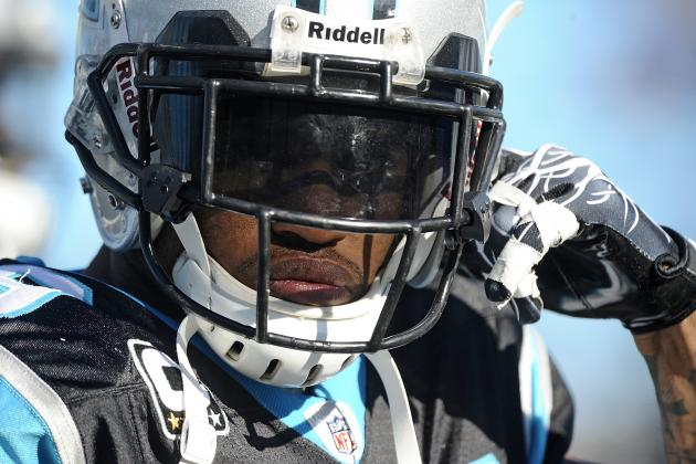 Carolina Panthers: Steve Smith's History and Potential Career Year in 2012