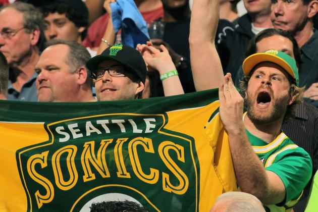 Could Old Seattle Supersonic Fans Take Pleasure in OKC Thunder Title?