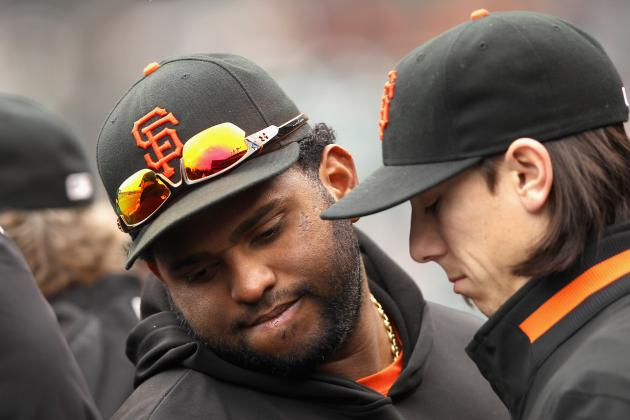 San Francisco Giants: Giant Lingering Problems with Tim Lincecum, Pablo Sandoval