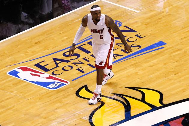 Could LeBron James Be Traded If Miami Heat Does Not Make NBA Finals?