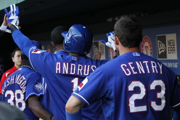 Power Ranking the Texas Rangers' Under-the-Radar X-Factors