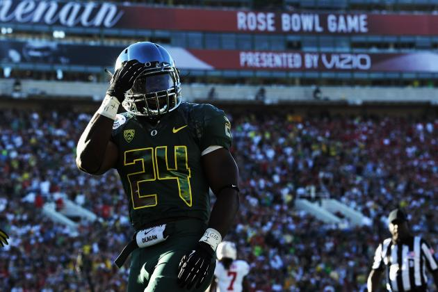 Oregon Football: Why Kenjon Barner Is the Ducks' Key to Success in 2012