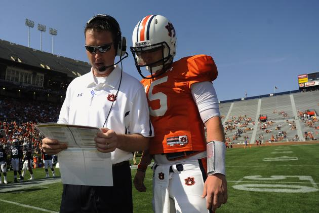 SEC Football Morning Coffee: Auburn OC Scot Loeffler Needs to Be Himself