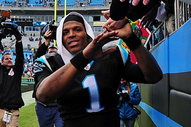 Panthers Making Progress in 1st Full Offseason with Cam Newton and Ron Rivera