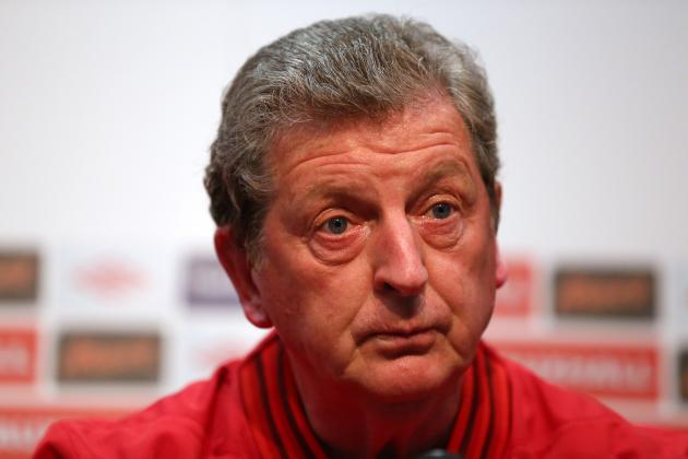 Rio Ferdinand: Roy Hodgson Under the Spotlight Through No Fault of His