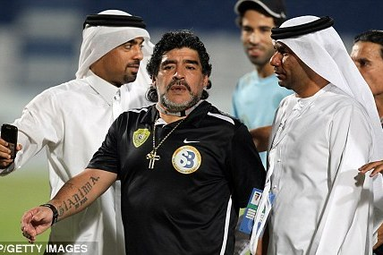Didier Drogba Transfer Rumors: Diego Maradona Wants the Ivorian at Al Wasl