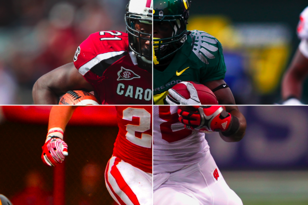 A Genetic Task Force: Building the Perfect College Running Back