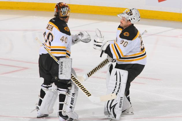 Boston Bruins' Answer to Thomas Situation: Rask. Will CBA/His Agent Mess It Up?