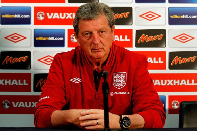 Euro 2012: England, Roy Hodgson Embroiled in Rio Ferdinand Controversy