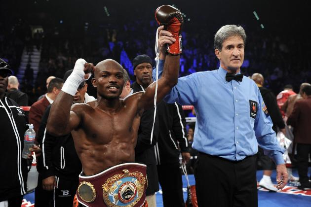 Manny Pacquiao vs. Timothy Bradley Results: Desert Storm Defeats Pac-Man