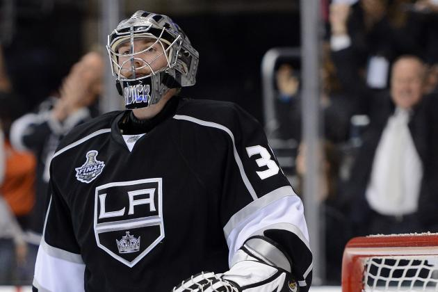 Stanley Cup Finals Game 4: Los Angeles Kings Look to Sweep New Jersey Devils