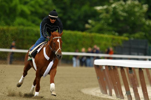 Belmont Stakes 2012 Post Positions: Where I'll Have Another Will Start