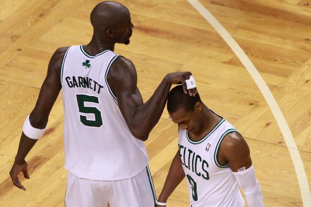 NBA Playoffs 2012: Celtics Take Game 5 on the Strength of Garnett and Rondo