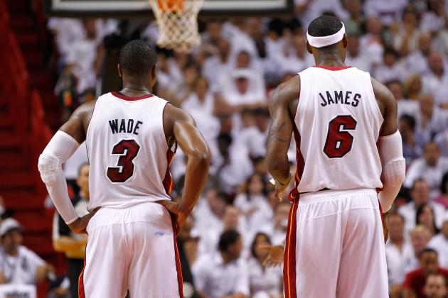 NBA Playoffs 2012: Miami Heat vs. Boston Celtics, Game 6 Odds