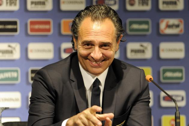 Cesare Prandelli Not Helping Italy Through Match-Fixing Crisis